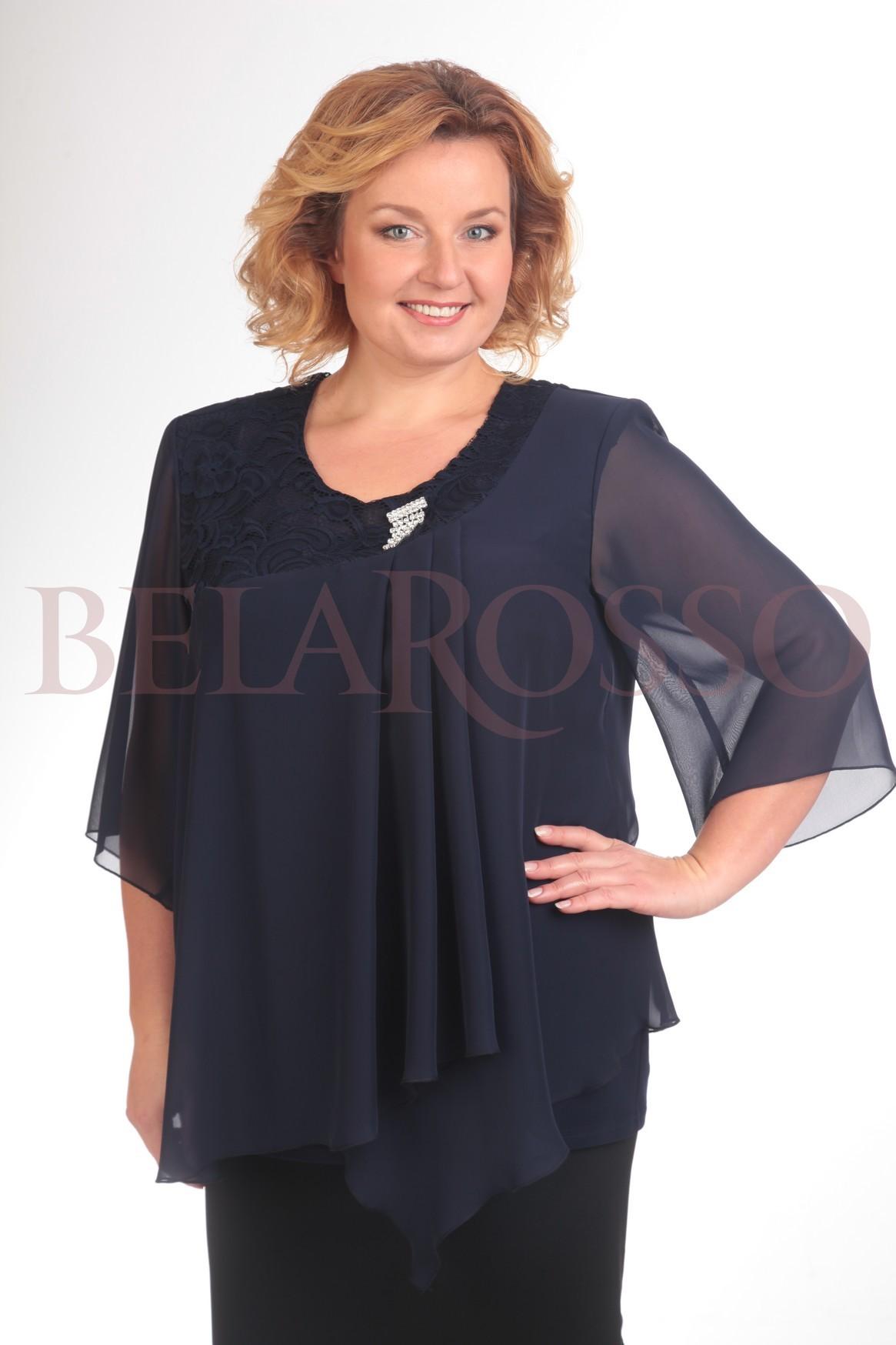 Блузы И Туники Для Полных