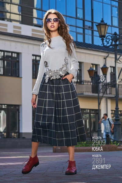 Юбка Niv Niv Fashion модель 2909