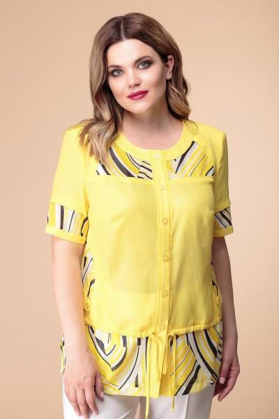 9a927e90aed Блузки больших размеров. Купить белорусские блузы- belarosso-shop ...