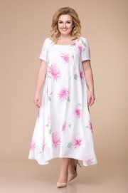 Бел мода для полных платье