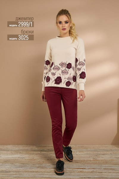 Брюки Niv Niv Fashion модель 3025