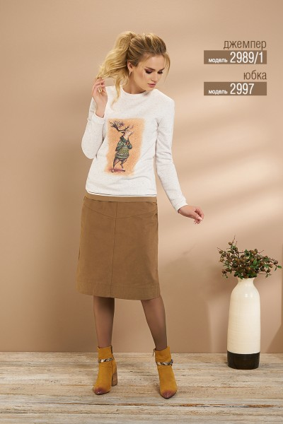 Юбка Niv Niv Fashion модель 2997