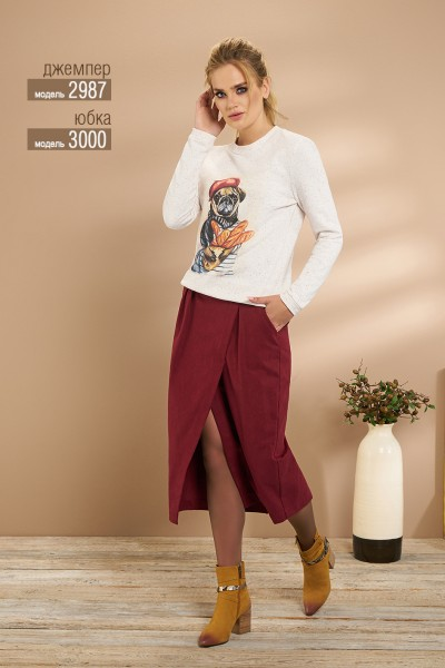 Юбка Niv Niv Fashion модель 3000