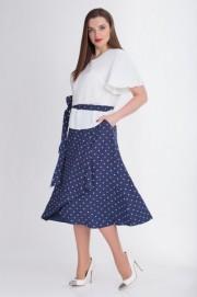 5e60fe98a0a Блузки больших размеров. Купить белорусские блузы- belarosso-shop ...