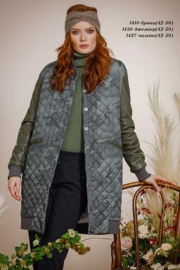 Пальто Niv Niv 1427 купить с доставкой по России   Интернет-магазин BelaRosso-shop.ru