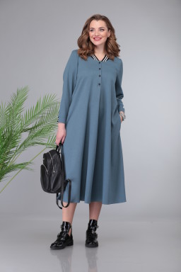 Платье Denissa Fashion модель 1330
