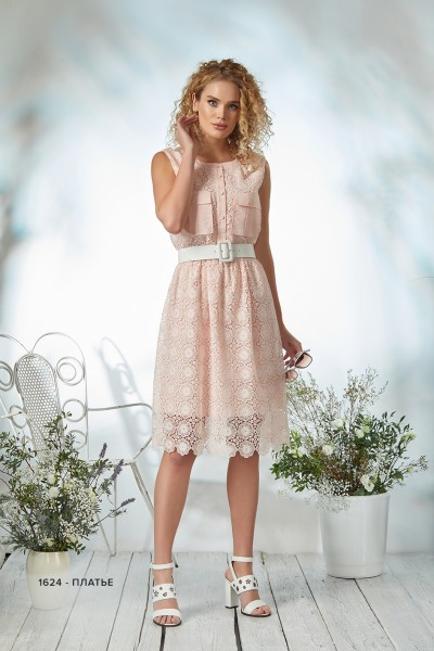 Платье Niv Niv Fashion модель 1624